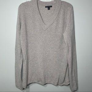 3/20 Sale Banana Republic Wool Blend VNeck Sweater